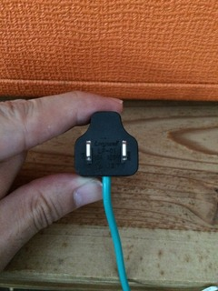 orange ad5 ac henkan plug